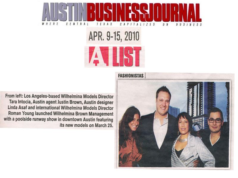 Austin Business Journal Wilhelmina Brown A List 4 copy